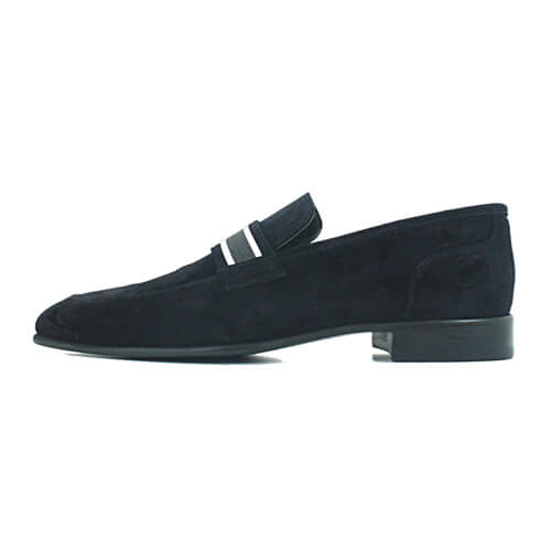 cabrini shoes - Cabrini Shoes Formal Suede Black
