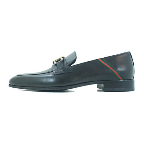 CAB10BLK Cabrini Shoes Formal Leather Black cabrini shoes - Cabrini Shoes Formal Leather Black