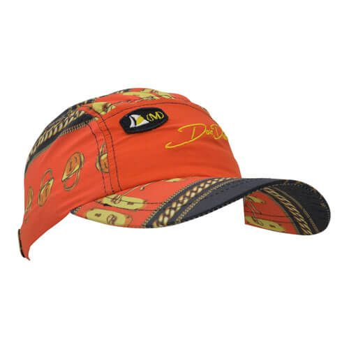 dmd signature range cap red lock and key - DMD Signature Range Cap Red Lock and Key