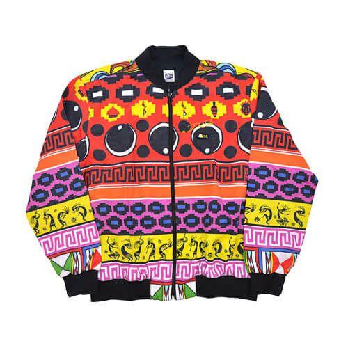 DMD Signature Range Jacket dmd signature range - DMD Signature Range Jacket African Print