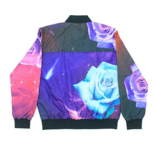 Galaxy Rose Jacket Dmd X Don Dada Collection