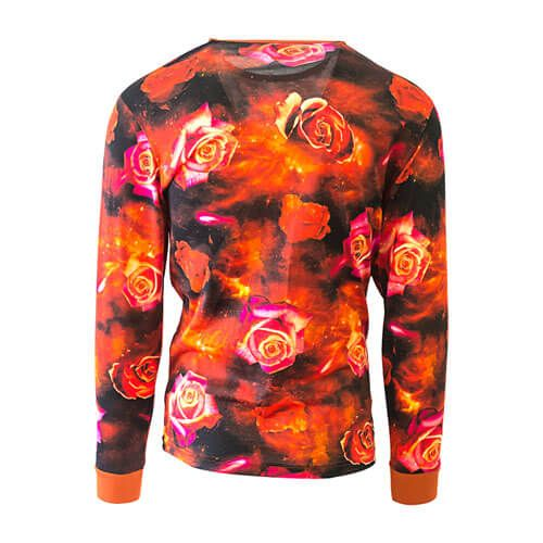 DMD Don Dada Orange Rose Shirt