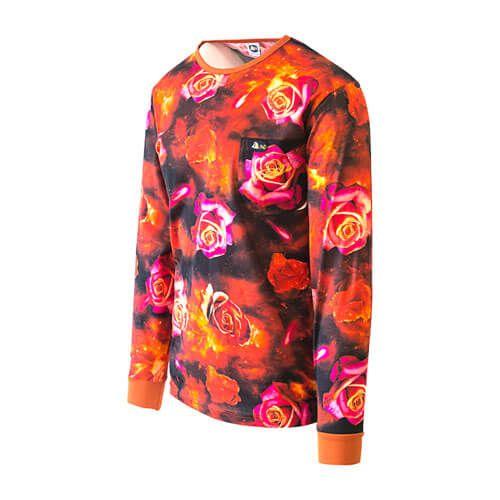 DMD Don Dada Collection Shirt Orange Rose