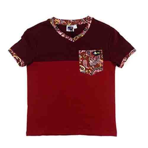Mens Black Silk Shirt