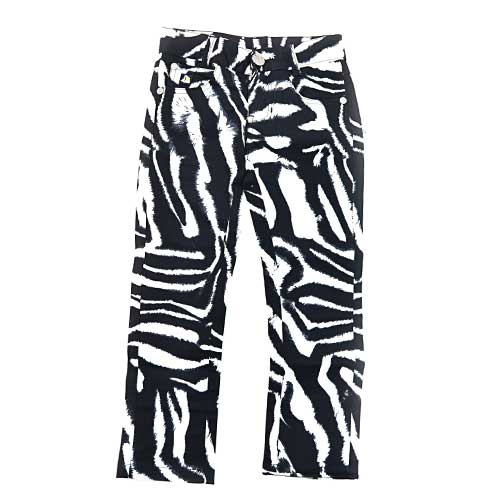 DMD Muracchini Linea Italiana South Africa dmd boys zebra print slim fit stretch chino - DMD Boys Slim Fitt Stretch Chino Zebra Print - DMD Boys Zebra Print Slim Fit Stretch Chino