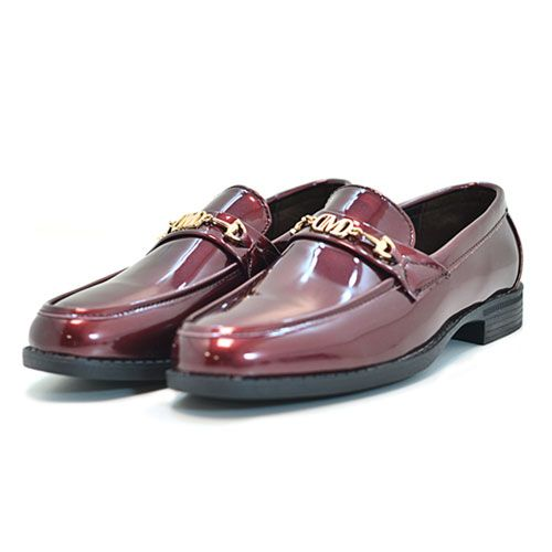 DMD Venice 3 Burgundy Shoes Front View