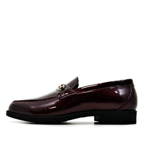 DMD Venice 3 High Patent Burgundy 1