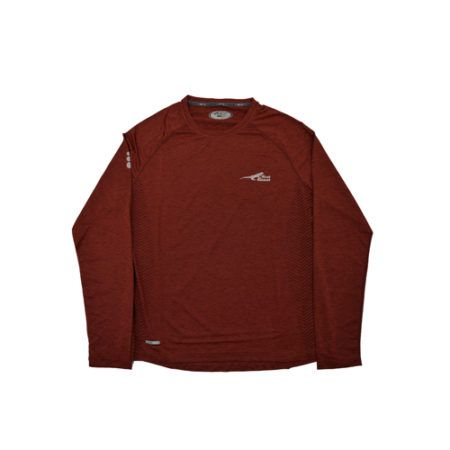 first ascent fusion tshirt long sleeve burgundy - DMDFA01BUR First Ascent Top Mens Fusion Long Sleeve Burgundy e1523005061636 - First Ascent Fusion Tshirt Long Sleeve Burgundy