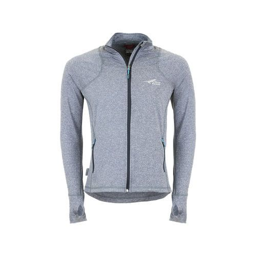 first ascent mens radium jacket charcoal melange - First Ascent Mens Radium Jacket Charcoal Melange
