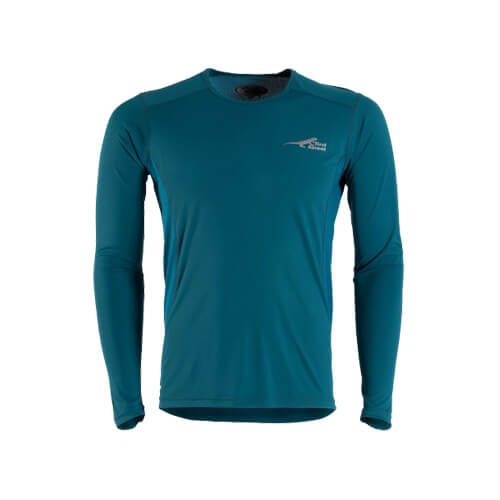 DMD Muracchini First Ascent Corefit Long sleeve top Shadow Blue first ascent - First Ascent Corefit Long sleeve top Shadow Blue