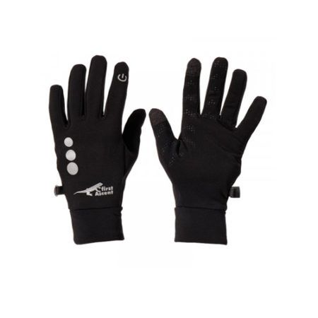 DMDFA02B Tech Touch 2 Gloves Black e1523005256325 dmd first ascent tech touch ll gloves black - DMD First Ascent Tech Touch ll Gloves Black