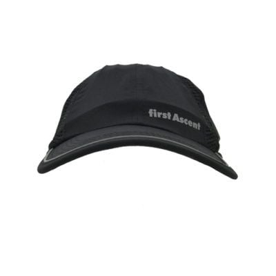 first ascent skyla cap black and grey - DMDFA03BLA First Ascent Black Skyla Cap e1523004976547 - First Ascent Skyla Cap Black and Grey
