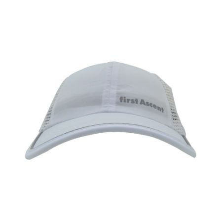 first ascent skyla cap white and grey - DMDFA03WH First Ascent White Skyla Cap e1523005083843 - First Ascent Skyla Cap White and Grey