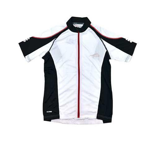 DMD Muracchini Linea Italiana South Africa mens cadence jersey white - Mens Cadence Jersey White
