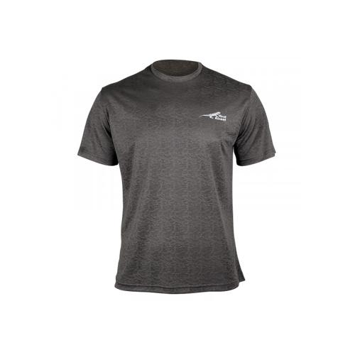 first ascent - DMDFA07CMS First Ascent Mens Litespeed Short Sleeve Tshirt Grey - First Ascent Mens Litespeed T-shirt Grey