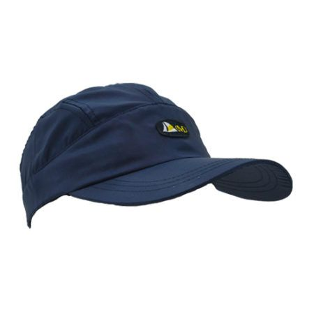 DMD Nylon Cap Navy Blue dmd nylon cap with badge navy blue - DMD Nylon Cap with Badge Navy Blue