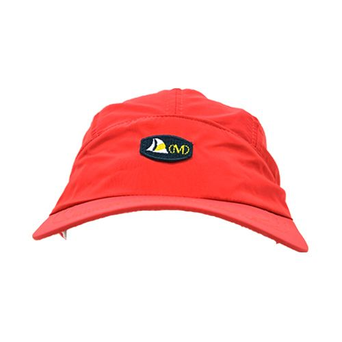 DMD Muracchini Linea Italiana South Africa dmd cap nylon plain red with badge - DMD Cap Nylon Plain Red with Badge