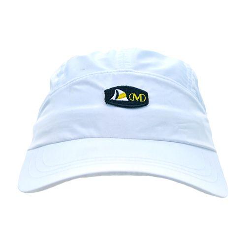 DMD Muracchini Linea Italiana South Africa dmd cap nylon plain white and badge - DMD Cap Nylon Plain White and Badge
