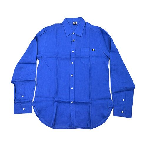 DMD Muracchini Linea Italiana South Africa dmd shirt long sleeve linen blue - DMDS006B DMD Shirt Long Sleeve Linen Blue - DMD Shirt Long Sleeve Linen Blue