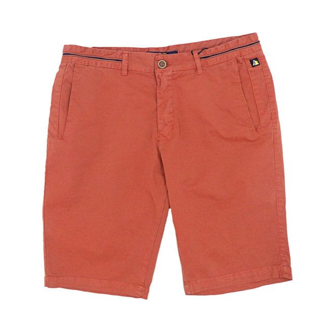 DMD Muracchini DMD Shorts Plain Burnt Orange dmd shorts - DMD Shorts Plain Burnt Orange