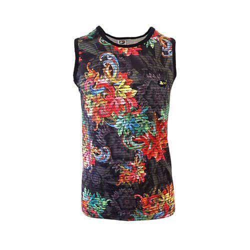 DMD Muracchini Vest Floral Printed dmd vest - DMD Vest Floral Printed
