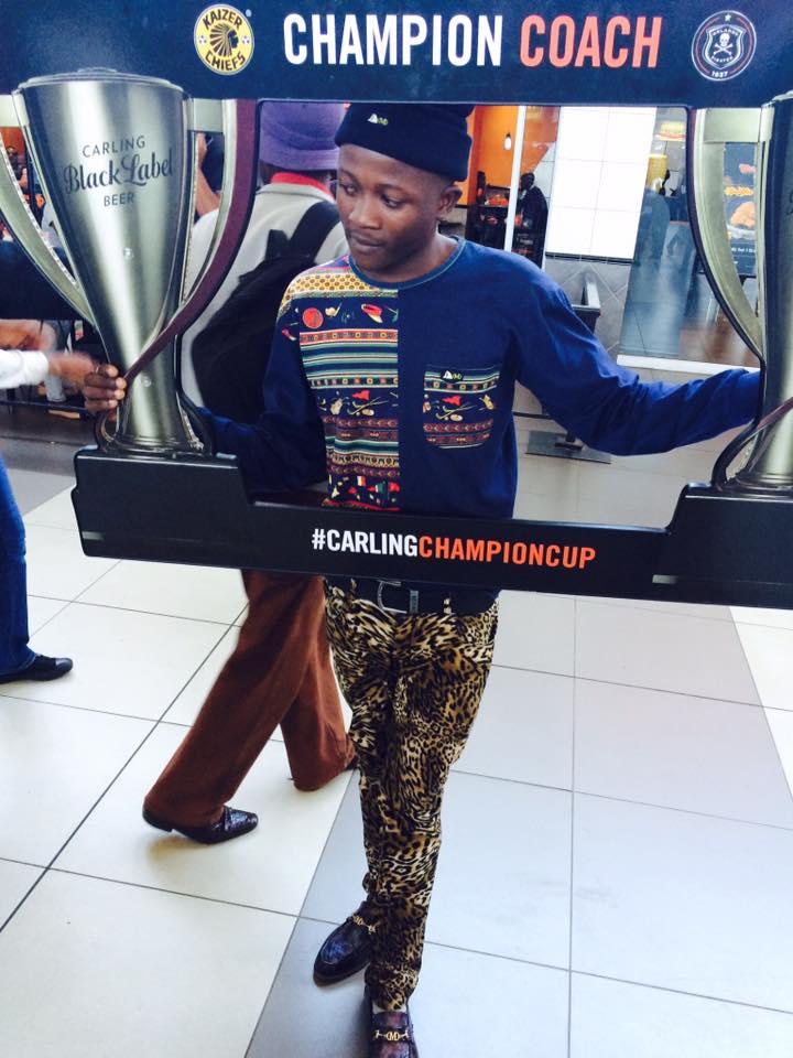 DMD Muracchini Linea Italiana South Africa dmd fans 2017 collections - Oscar Bhekumuzi Ndhlovu Malinga - DMD Fans 2017 Collections