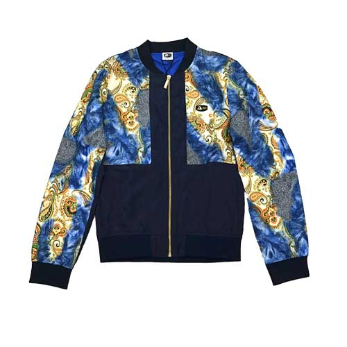 DMD Muracchini Linea Italiana South Africa mens zip up jacket navy printed dmd muracchini - Mens Zip Up Jacket Navy Printed DMD Muracchini