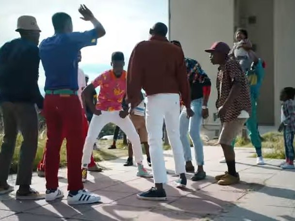 Levi's® Circles Commercial Full featuring DMD Muracchini