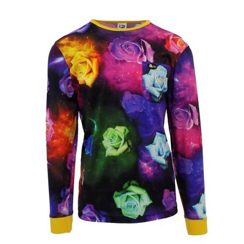 DMD Signature Range Shirt Galaxy Roses dmd signature range - DMD Signature Range Galaxy Rose Shirt