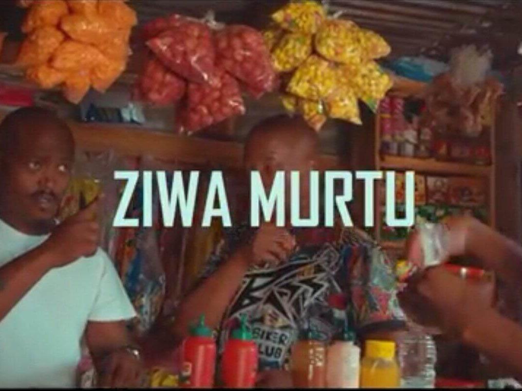 DJ Vetkuk Mahoota Ziwa Murtu ft. Kwesta