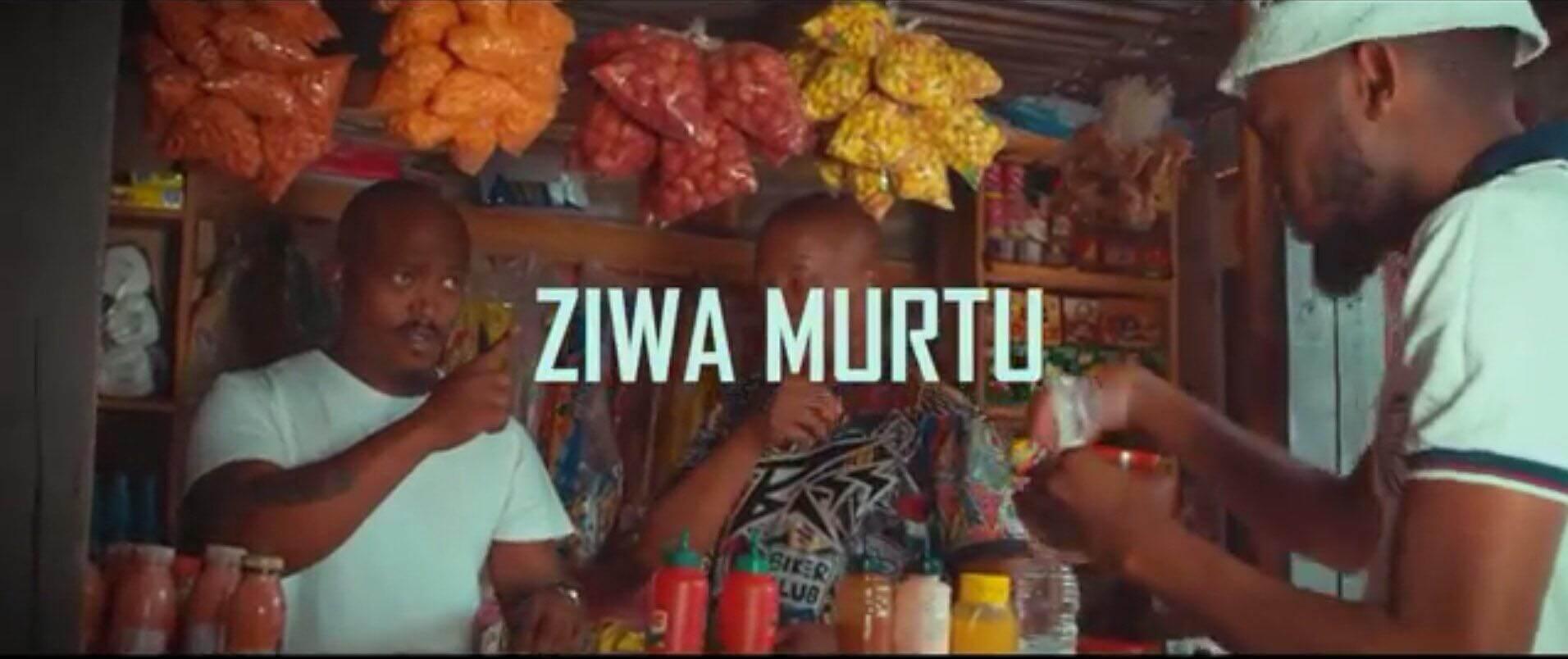 Ziwa Murtu ziwa murtu - Ziwa Murtu By DJ Vetkuk, Mahoota Featuring Kwesta