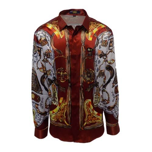 DMD-Assorted-Printed-Shirts-DMDS009AP4 dmd assorted print shirts - DMD Assorted Print Shirts