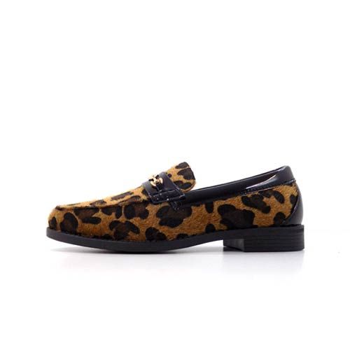 DMDD05TL dmd venice tan leopard print suede shoes - DMD Venice Tan Leopard Print Suede Shoes