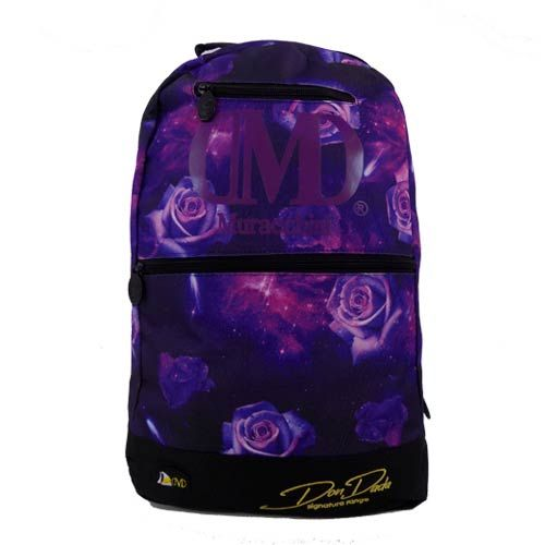 DMD BACKPACK DMDBPPGR dmd signature purple galaxy back pack - DMD Signature Purple Galaxy Back Pack