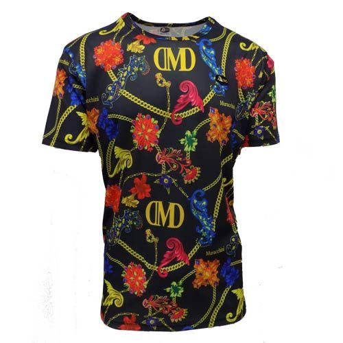 DMD TEE 1 DMD Red Sublimated Tee - DMD Red Sublimated Tee