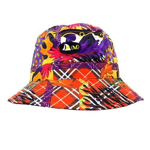 DMD BUCKET HAT PURPLE DMDSP04CZ
