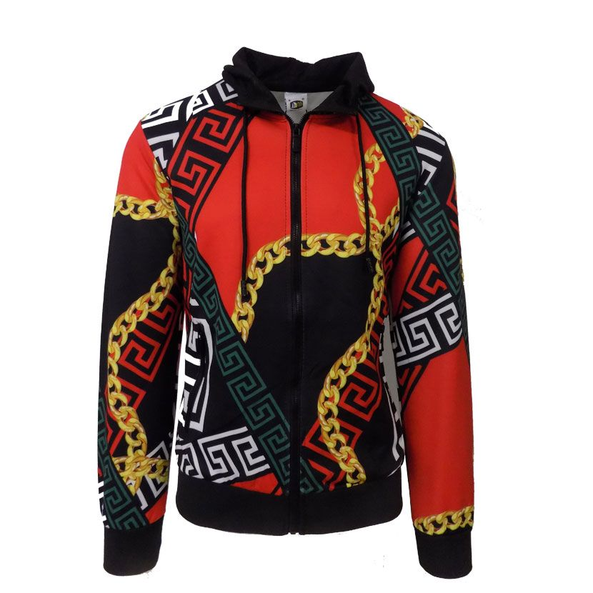 DMD TRACK  - DMD BLACK RED TRACK TOP