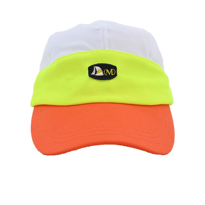 BIRDSEYE WHITE LUMO YELLOW ORANGE
