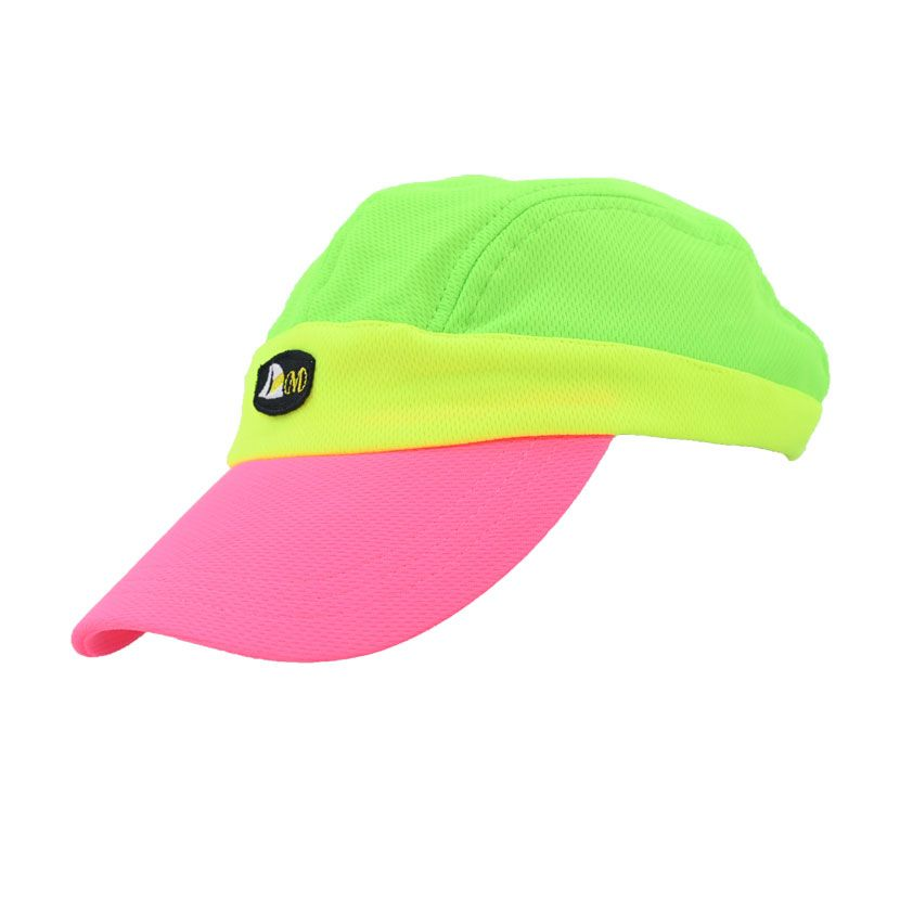 BIRDSEYE GREEN LUMO YELLOW PINK