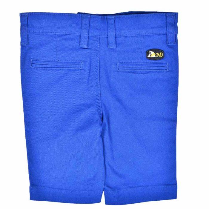 DMDKSH001DB DMD ChIino Shorts Dazz Blue V2
