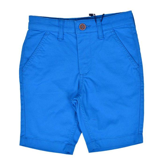 DMDKSH001EB DMD Chino Shorts Electric Blue V1