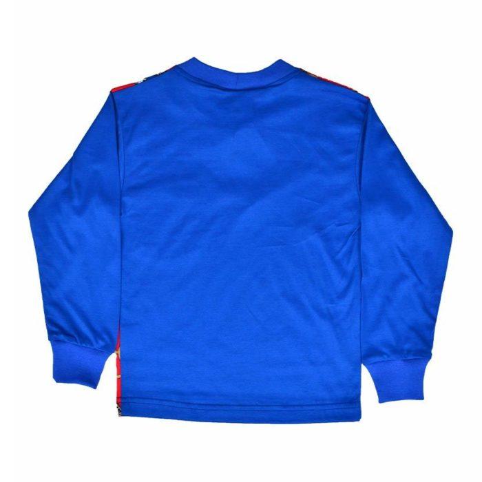 DMDKTS43RC DMD RED CHAIN Full Front T Shirt V2