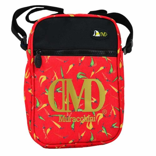 DMDSB01RC DMD SLING BAG RED CHILLI DMDS20 062C V1