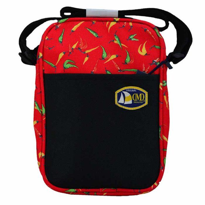 DMDSB01RC DMD SLING BAG RED CHILLI DMDS20 062C V2