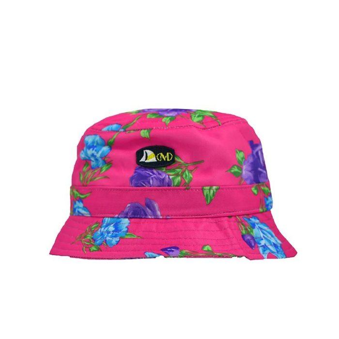 DMDSP04PMR DMD Sporty Triacetate Multicolor Roses Pink V1
