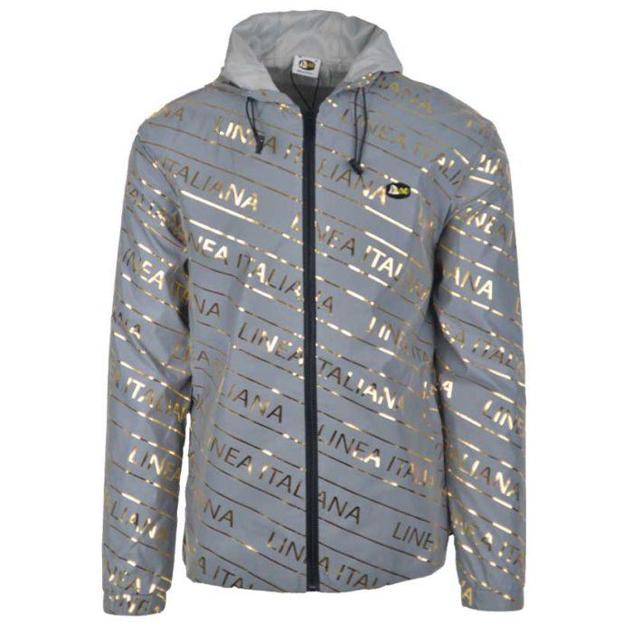 DMDJ15RG DMD Full Reflective Jacket Grey DMDS20 032A V1