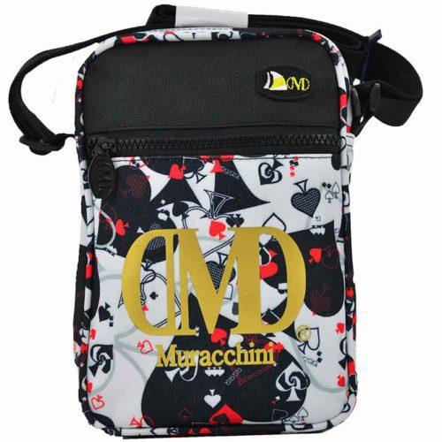 DMDSB01BA DMD SLING BAG BLACK ACES DMDW21 083C V1
