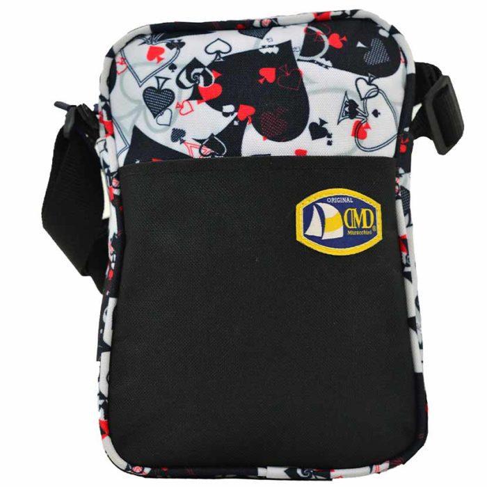 DMDSB01BA DMD SLING BAG BLACK ACES DMDW21 083C V3