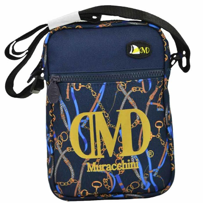DMDSB01NC DMD SLING BAG NAVY DMDW21 082C V1