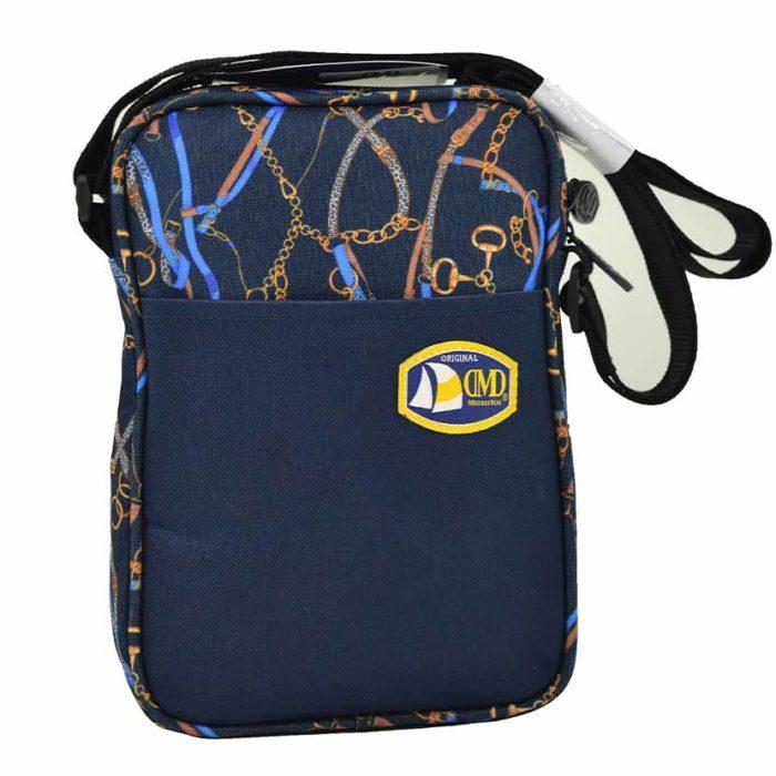 DMDSB01NC DMD SLING BAG NAVY DMDW21 082C V3